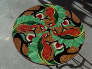 Comment cr er soi m me une mosa que for Comment realiser une table de jardin en mosaique